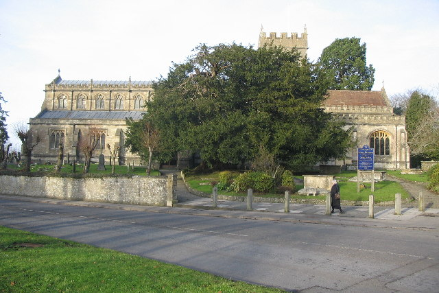 The Minster, Warminster