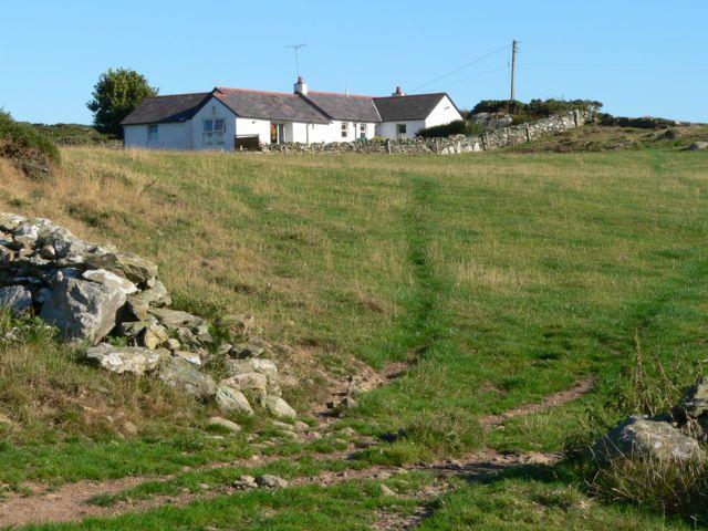 Yr Erw, Porth Wen, Anglesey.