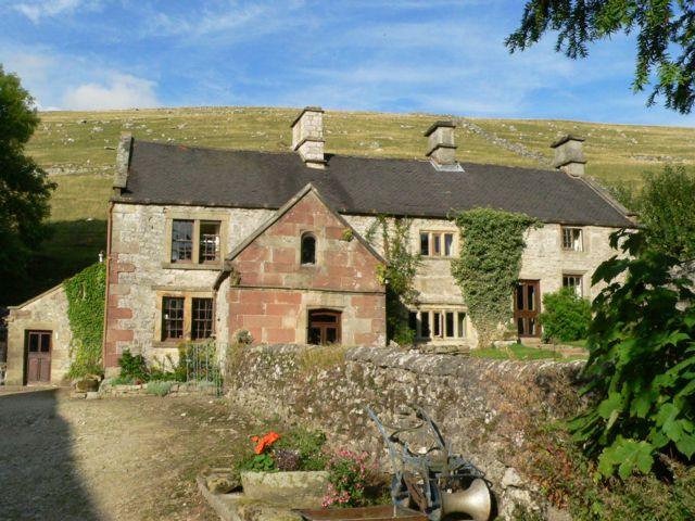 Wolfscote Grange, Nr. Hartington, Derbyshire.