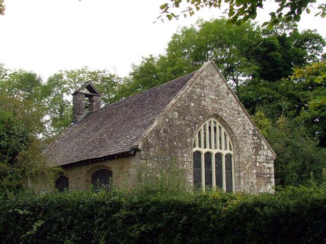 Gwydir Uchaf Chapel