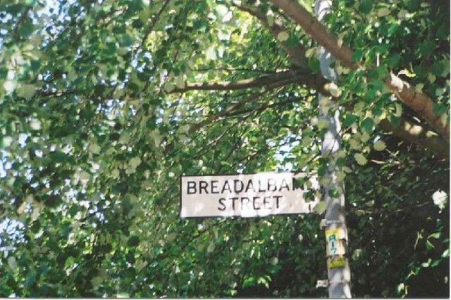 Breadalbane Street