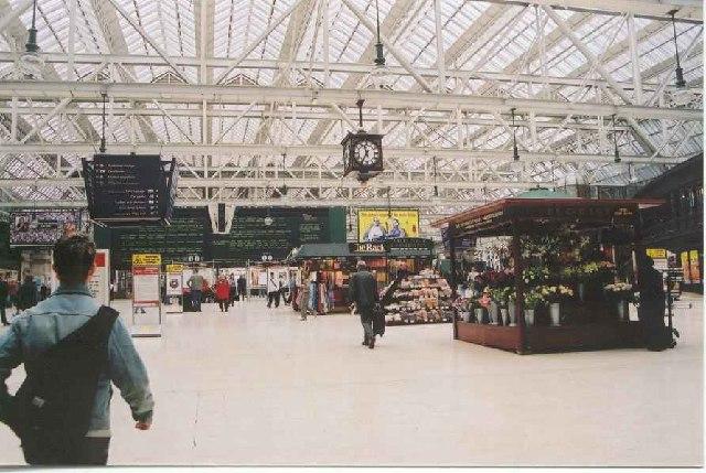 Central Station Interior
