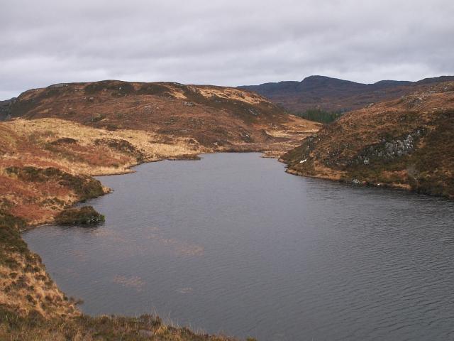 Loch Creggan Eich by Duartmore
