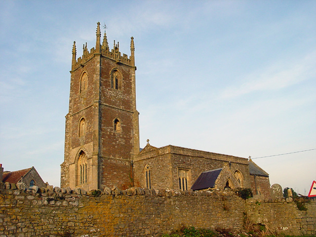 Church of St Quiricus and St Juliet, Tickenham