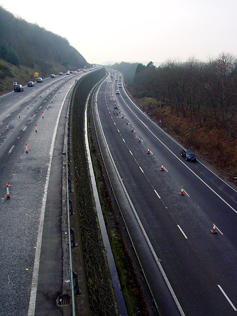 M5 - Split Level section between J19 and J20