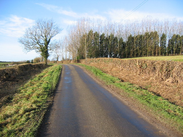 Near Bygot House Farm