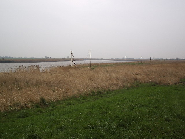 River Ouse at Goole