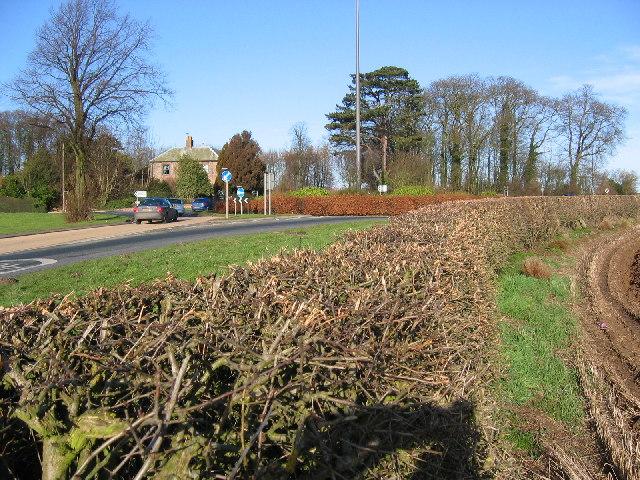 'Bainton' Roundabout