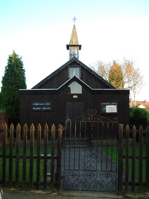 St. Michael & All Angels, Wood End