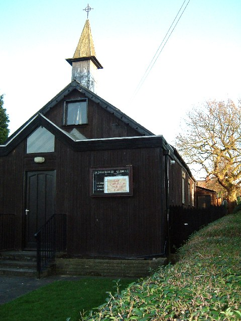 St. Michael & All Angels, Wood End - side view