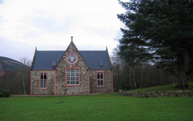 Church, Lochearnhead.
