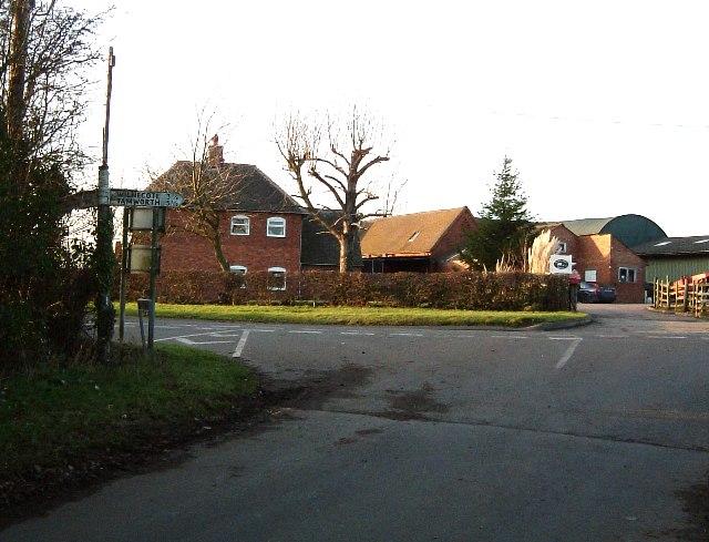 Hurley Farm, Hurley Common