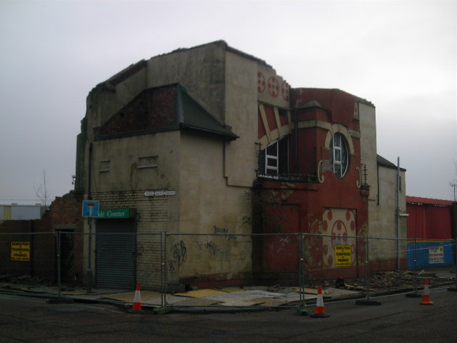 Black's Cinema Demolition 2