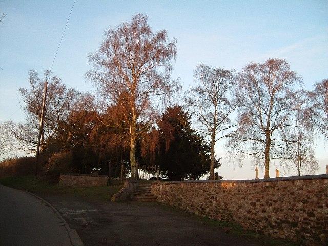 Cemetery, Heanley Lane, Hurley