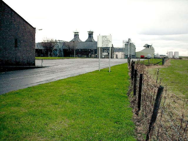 Inchgower Distillery Buckie