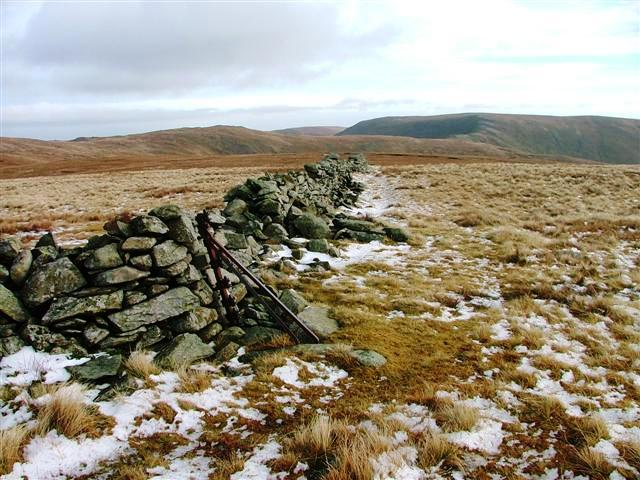 Ruined Wall, Thornthwaite Crag