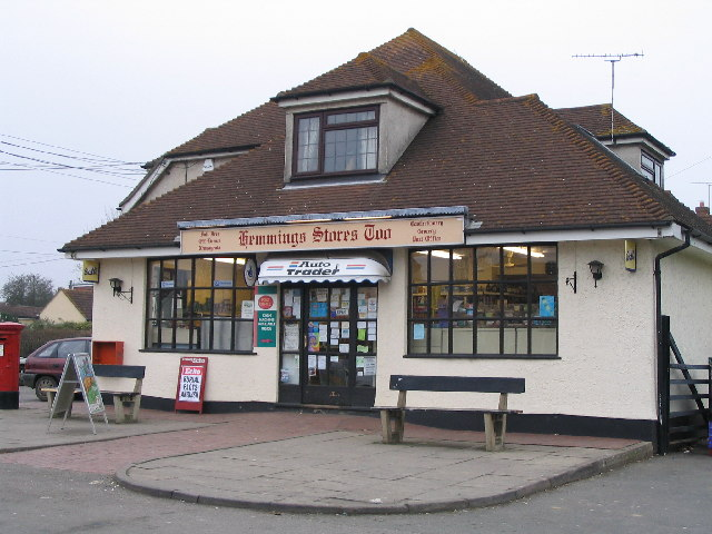 Ramsden Bellhouse Village Store