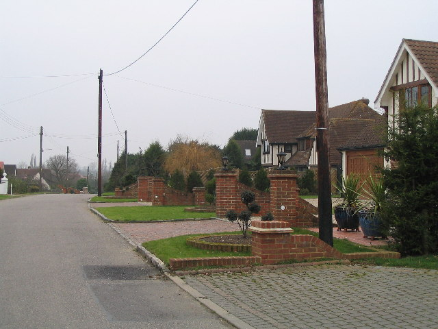 Glebe Road, Ramsden Bellhouse