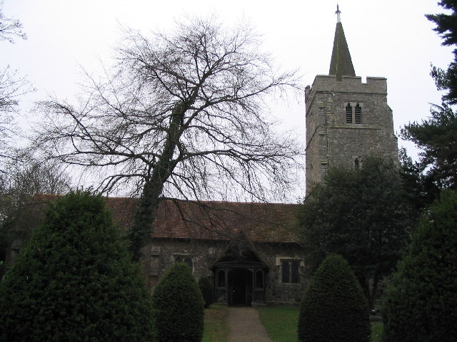 St. Mary's Church, Runwell