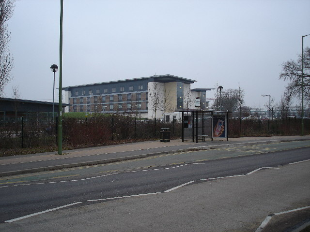 Part of the De Havilland Campus