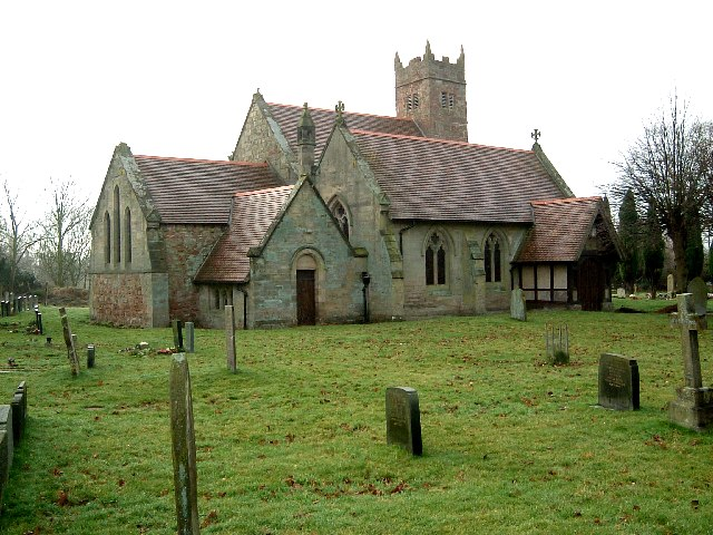 Baxterley Church