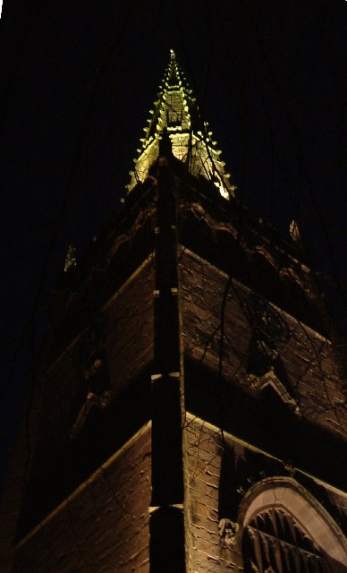 The Spire, SS Peter & Paul, Coleshill