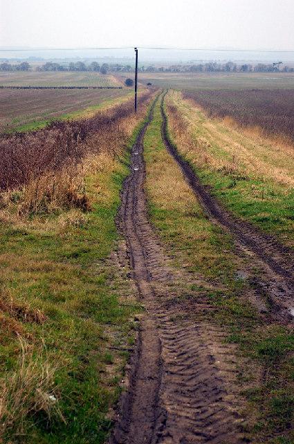 The Muddy Track, nr. Bonby