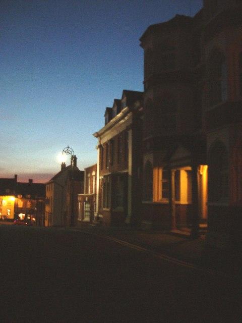 Church Hill, Coleshill