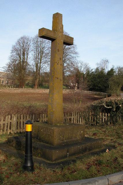 War Memorial in Welsh Newton