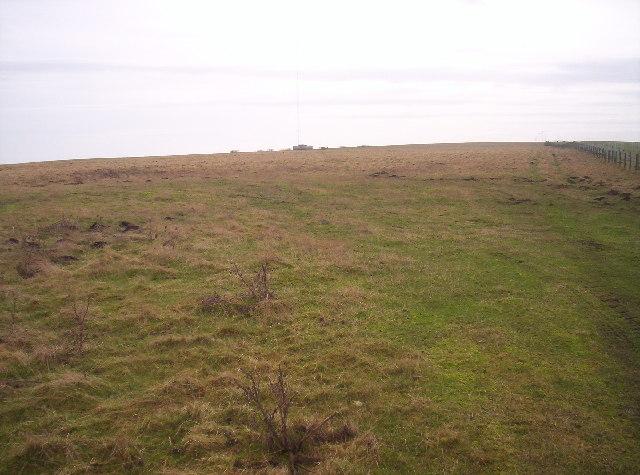 Radio Mast on Kenshot Hill
