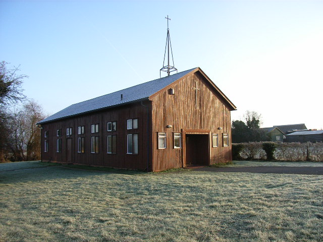 Church building at Braywood