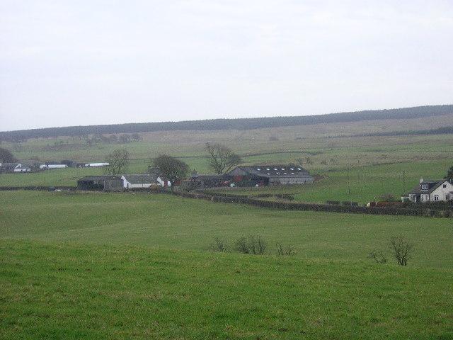 Stonebyres Farm