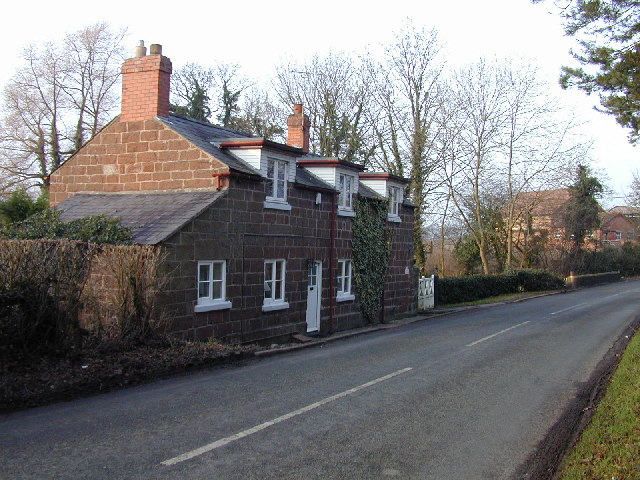 Smithy Cottage, Chapel Lane