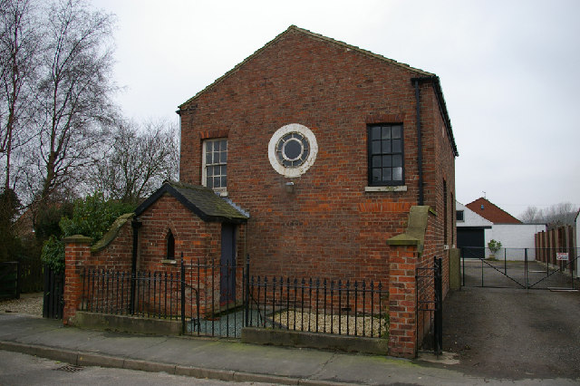 The Old Wesleyan Chapel, Worlaby