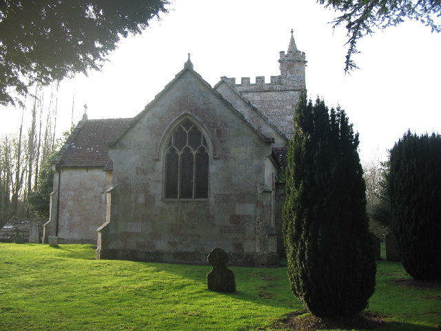 All Saints, Norton Bavant