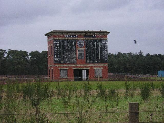 Lanark Race Course (Disused)