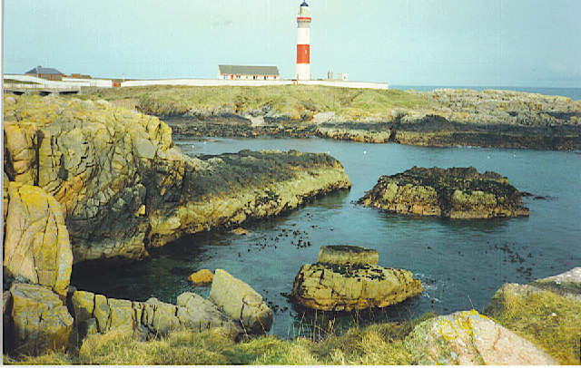 Buchan Ness Lighthouse, Boddam.