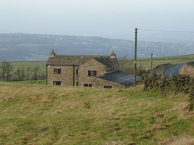 House near Stone Jug Farm
