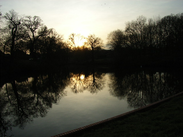 Prince Consort Pond, Windsor Great Park