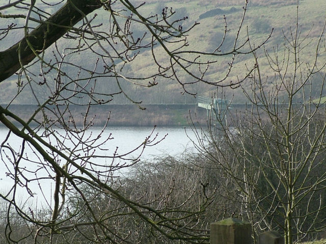 Small Reservoir near High Halstead