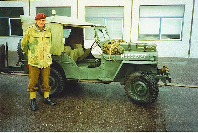 D-Day 40, Airborne Museum, Aldershot.