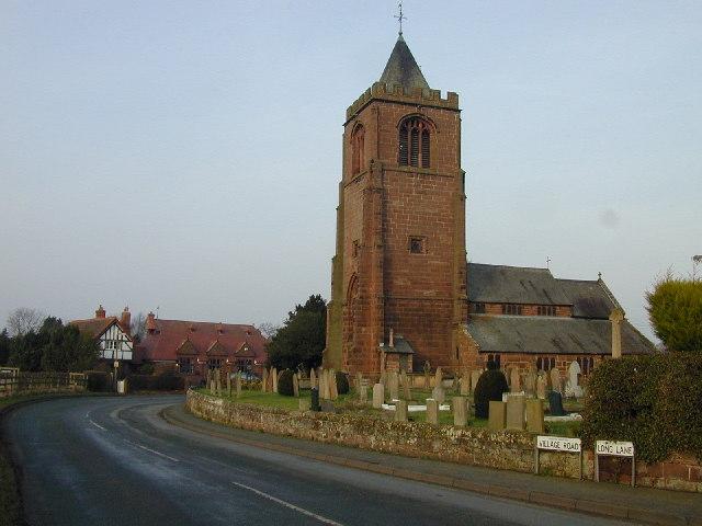 Waverton Church