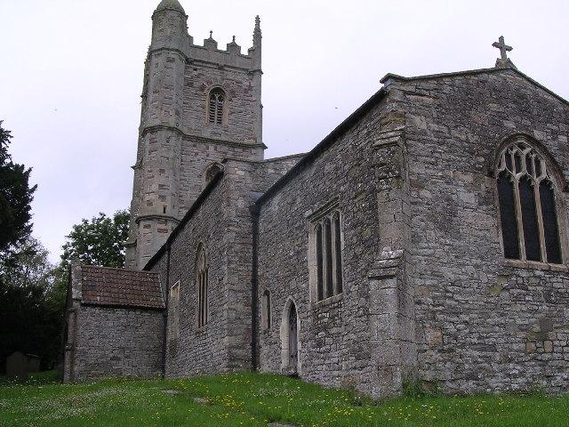 Aust church