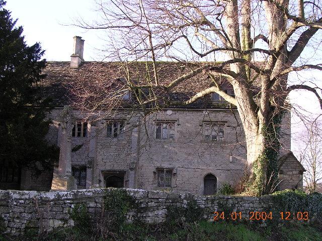 Standish.  The village hall