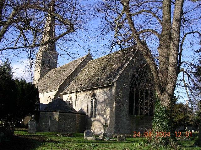 Standish.  St. Nicholas