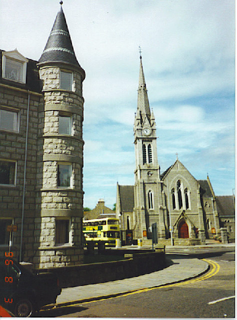 Mannofield Kirk, Aberdeen.
