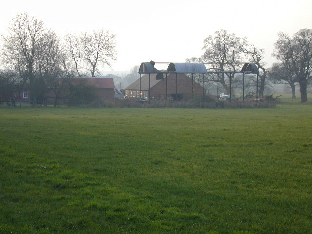 Gorse Hall New Farm