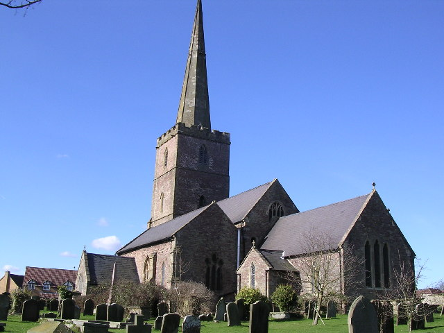 Lydney.  St. Mary's