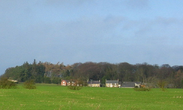 High House near Milbourne Hall
