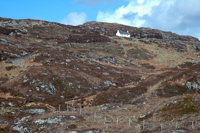 Croft at Pollan, Assynt, Sutherland